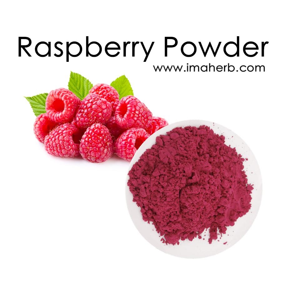 IMAHERB OEM Organic Raspberry Powder For Milkshakes With Good Price