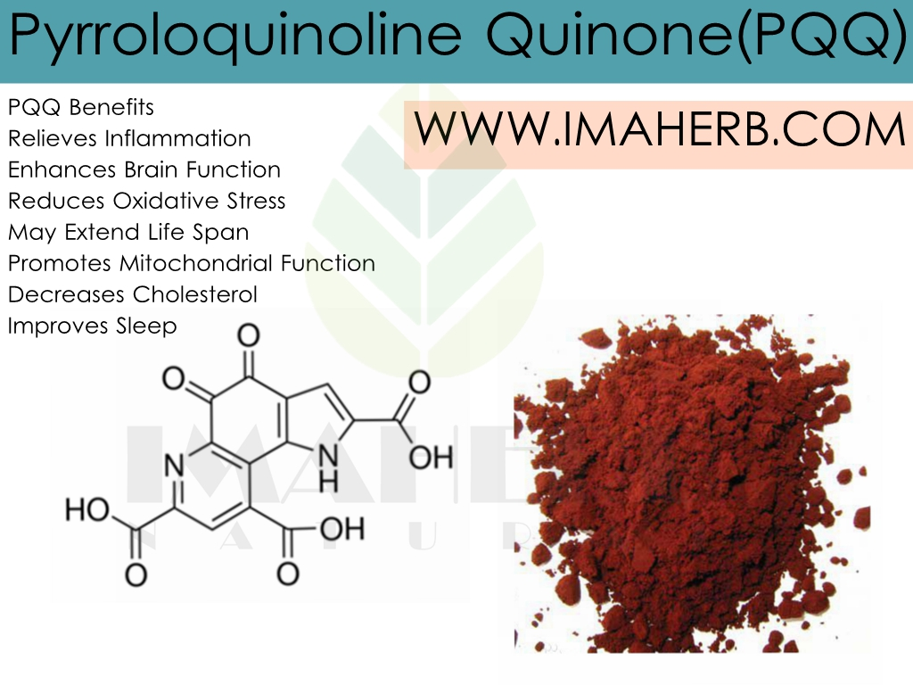 Pyrroloquinoline Quinone Pqq Supplement What Is Pqq And What Does It Do