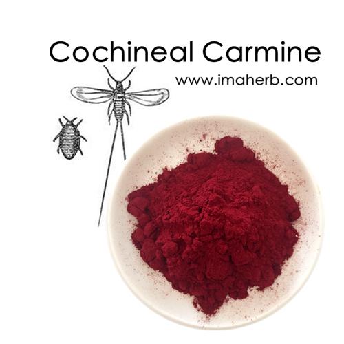 100% Natürliche Pflanzenfarben Extract E120 Karmin Pulver
